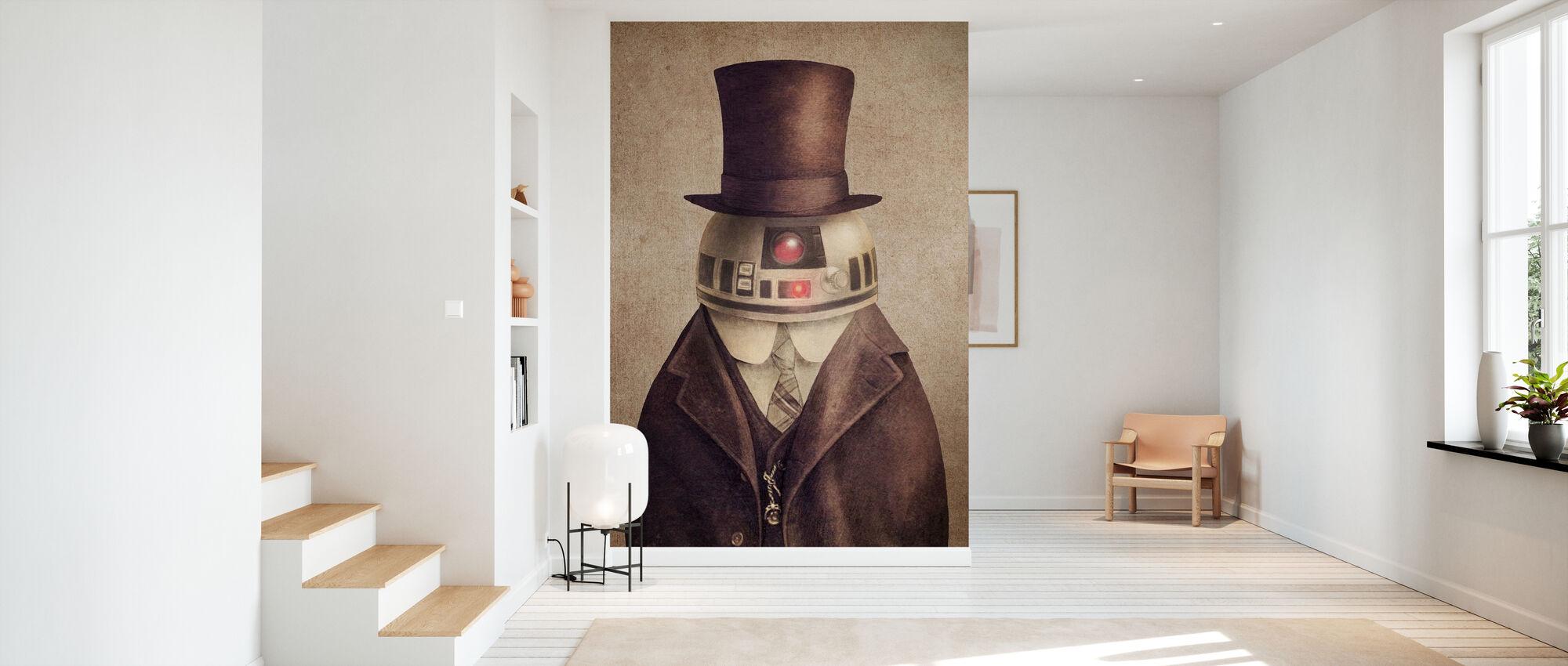Victorian Wars Duke R2 - Papel pintado - Corredor