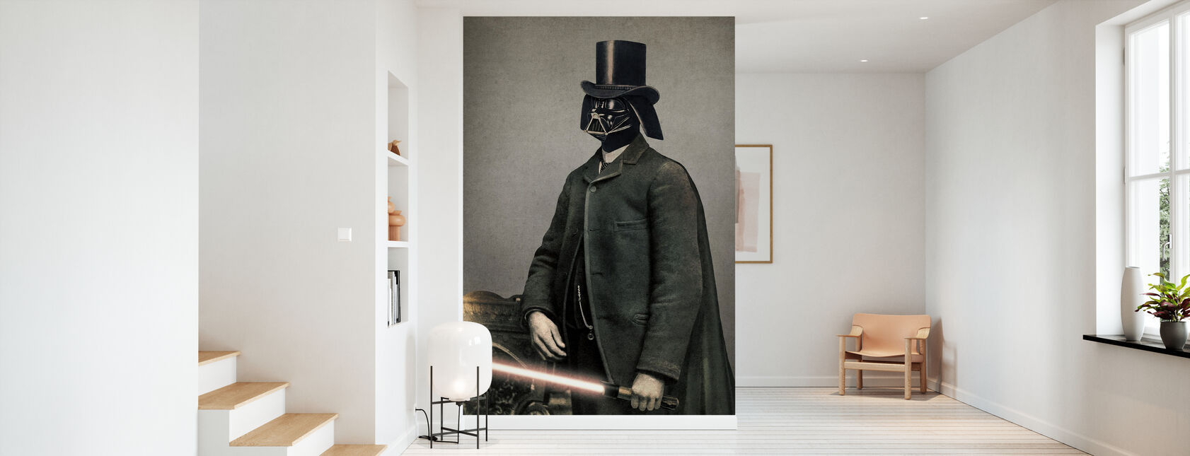 Victorian Wars Lord Vadersworth - Wallpaper - Hallway