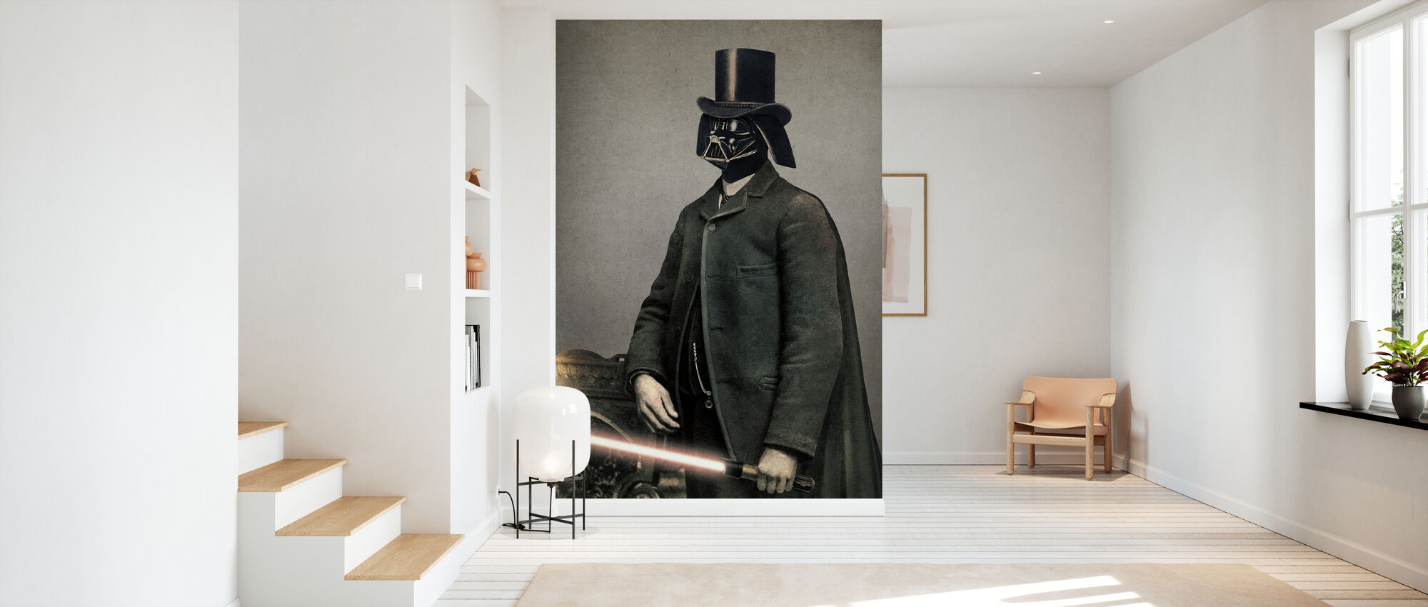 Victorian Wars Lord Vadersworth - Wallpaper - Hallway