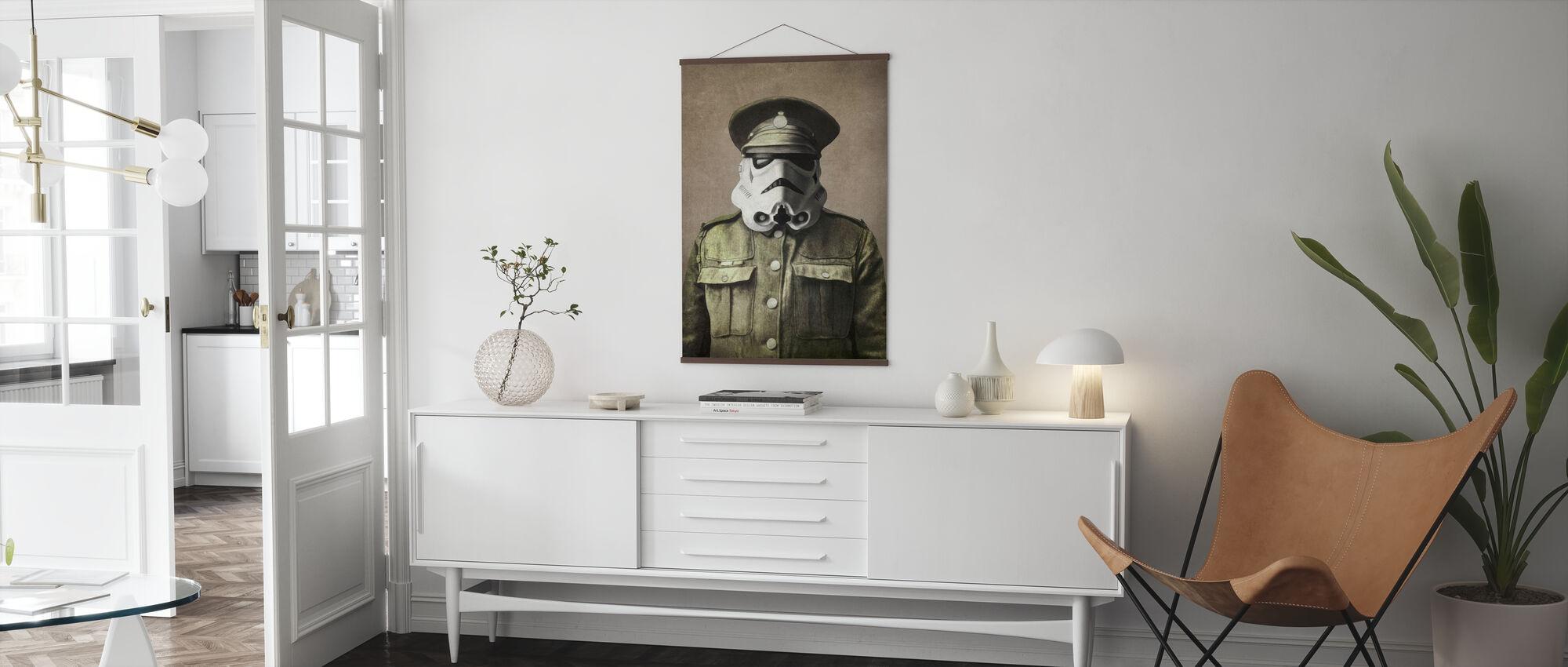 Victorian Wars Sergeant Stormley - Poster - Vardagsrum