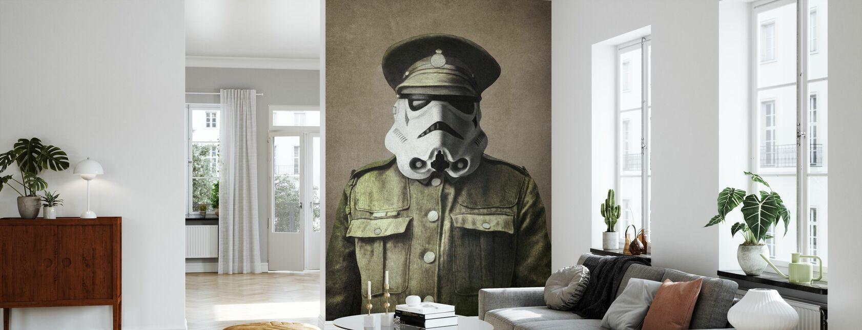 Viktorianske kriger sersjant Stormley - Tapet - Stue