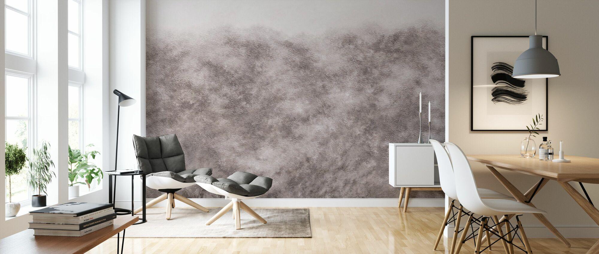 Flutter - Stone - Wallpaper - Living Room