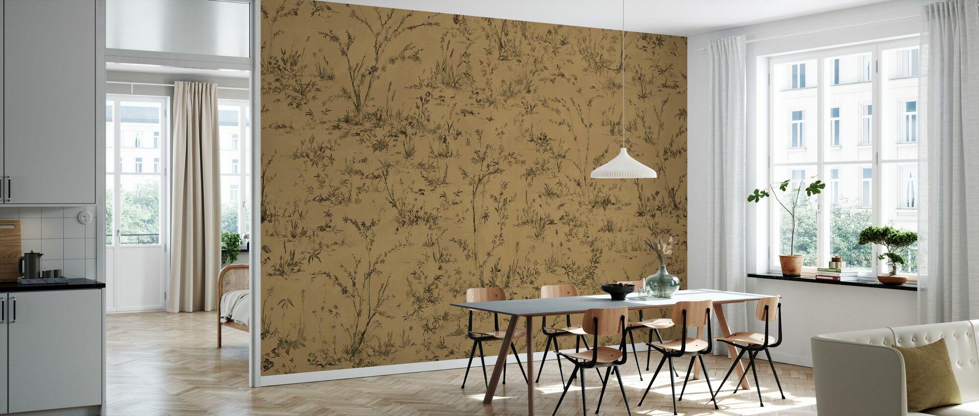 Wonder - Sand - Wallpaper - Kitchen