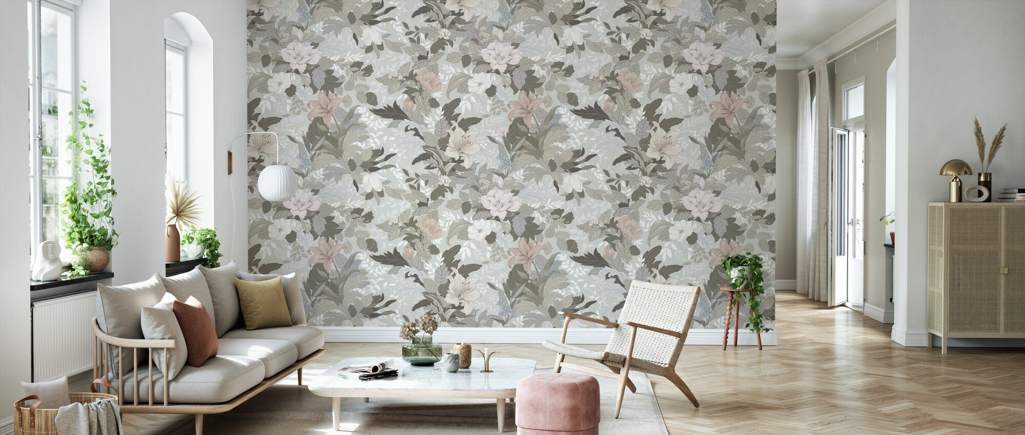 Allure - Forgotten Memories - Wallpaper - Living Room