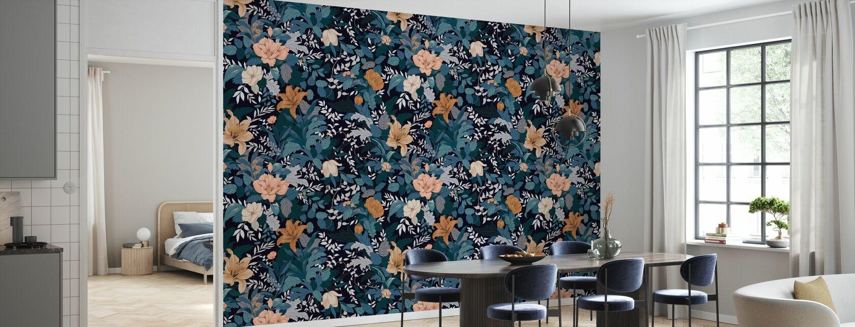 Allure - Something Borrowed - Wallpaper - Kitchen