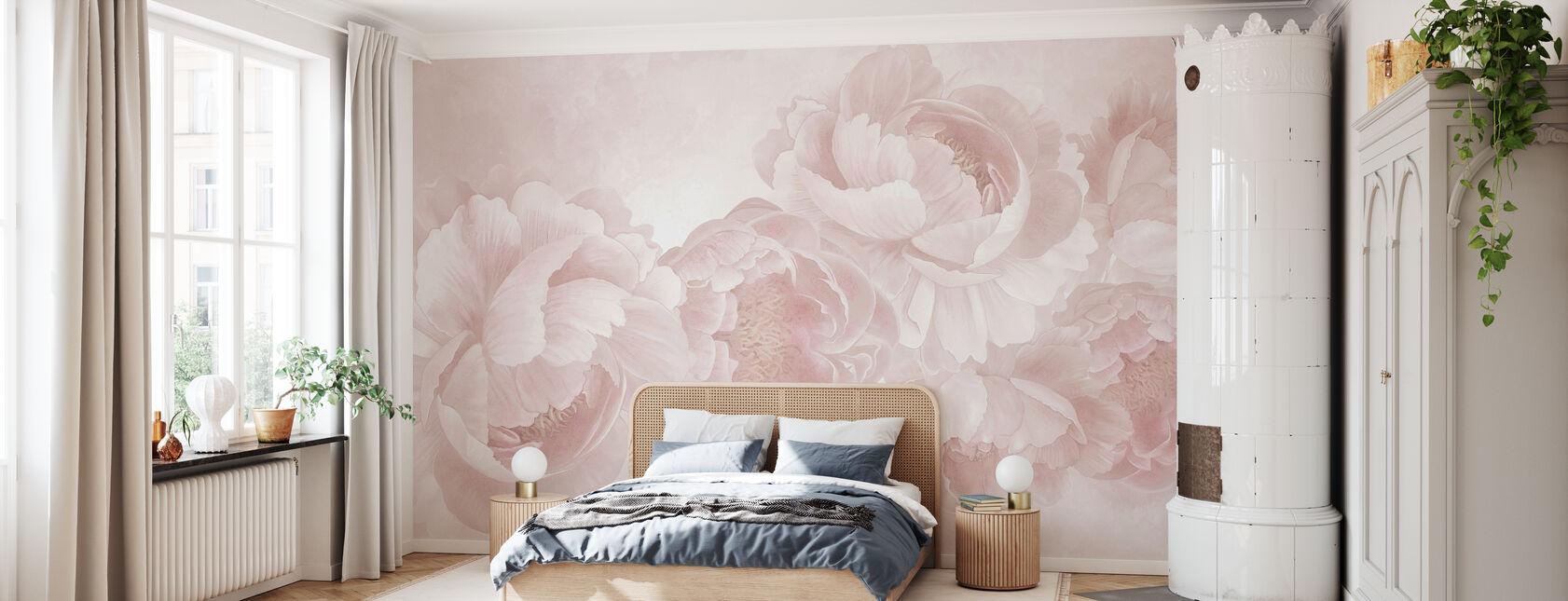 Peony - Wallpaper - Bedroom