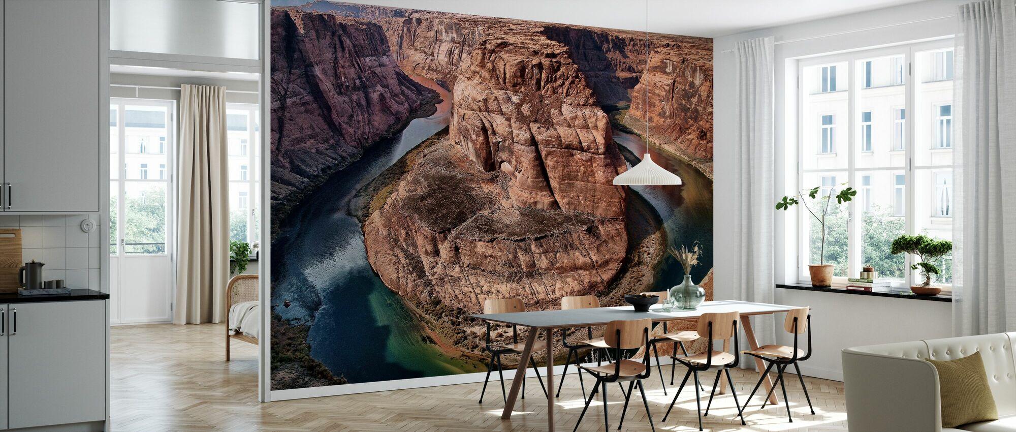 Horshoe Bend - Wallpaper - Kitchen