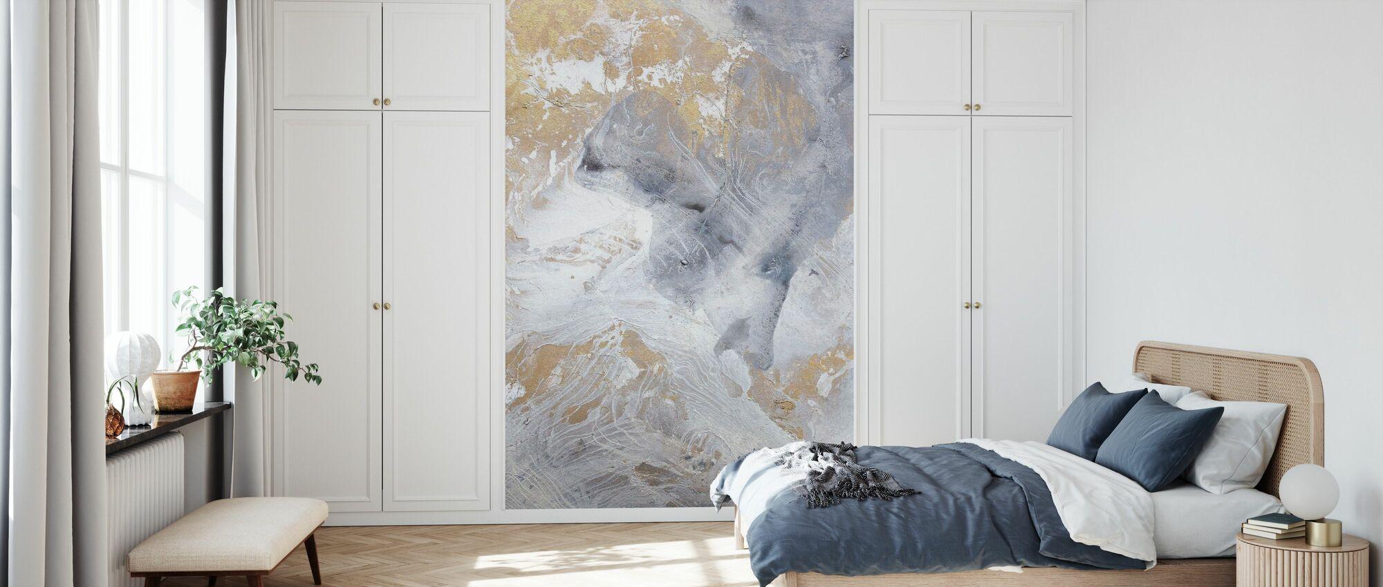 Gold Fusion - Wallpaper - Bedroom