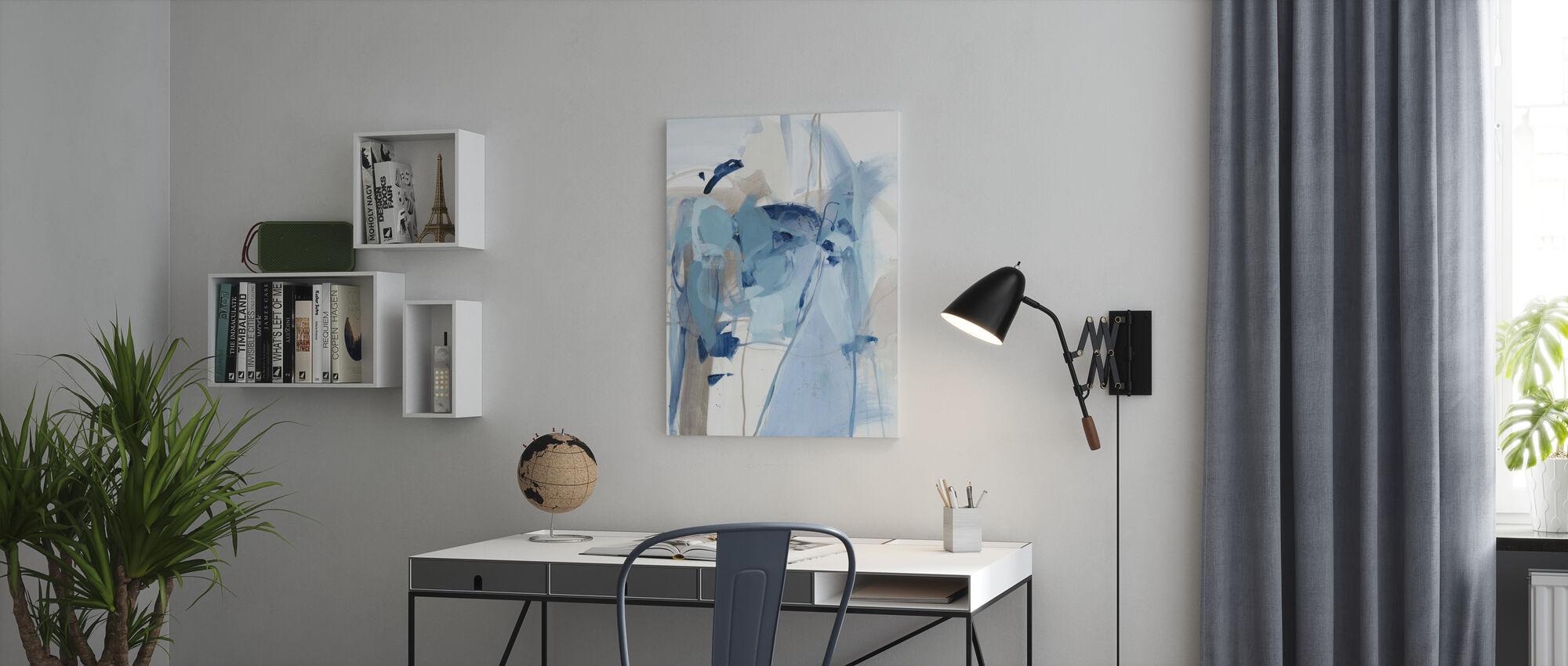 Friday Night - Canvas print - Office
