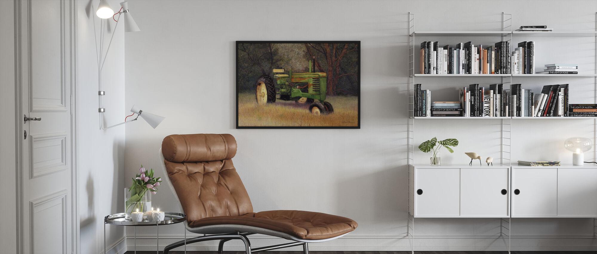 In Repose - Poster - Living Room