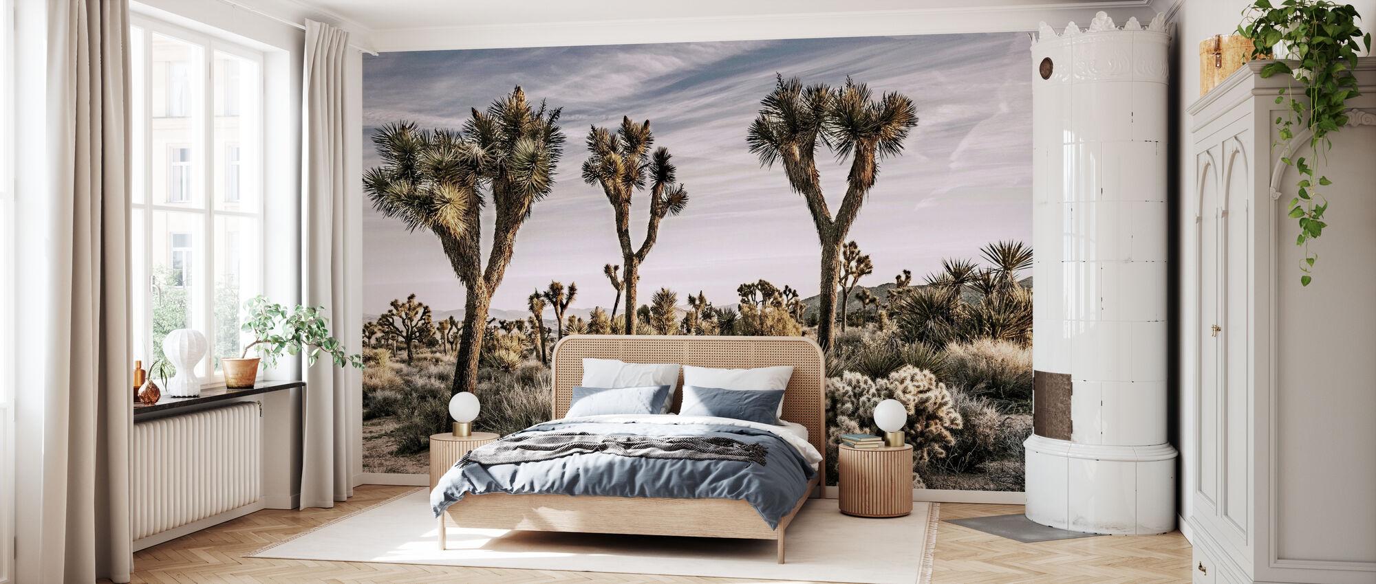 Views of Joshua Tree - Wallpaper - Bedroom