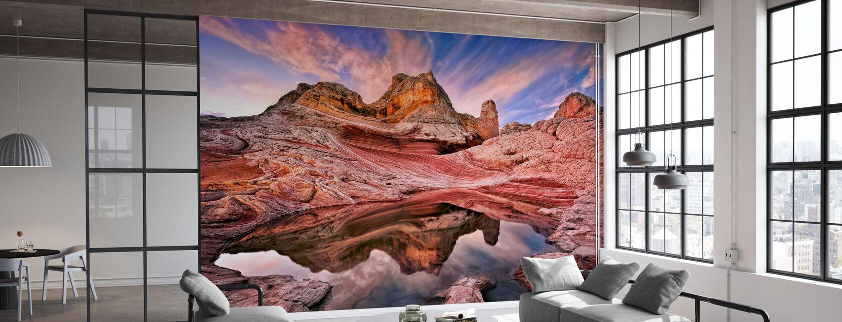 Arizona Reflection - Wallpaper - Office