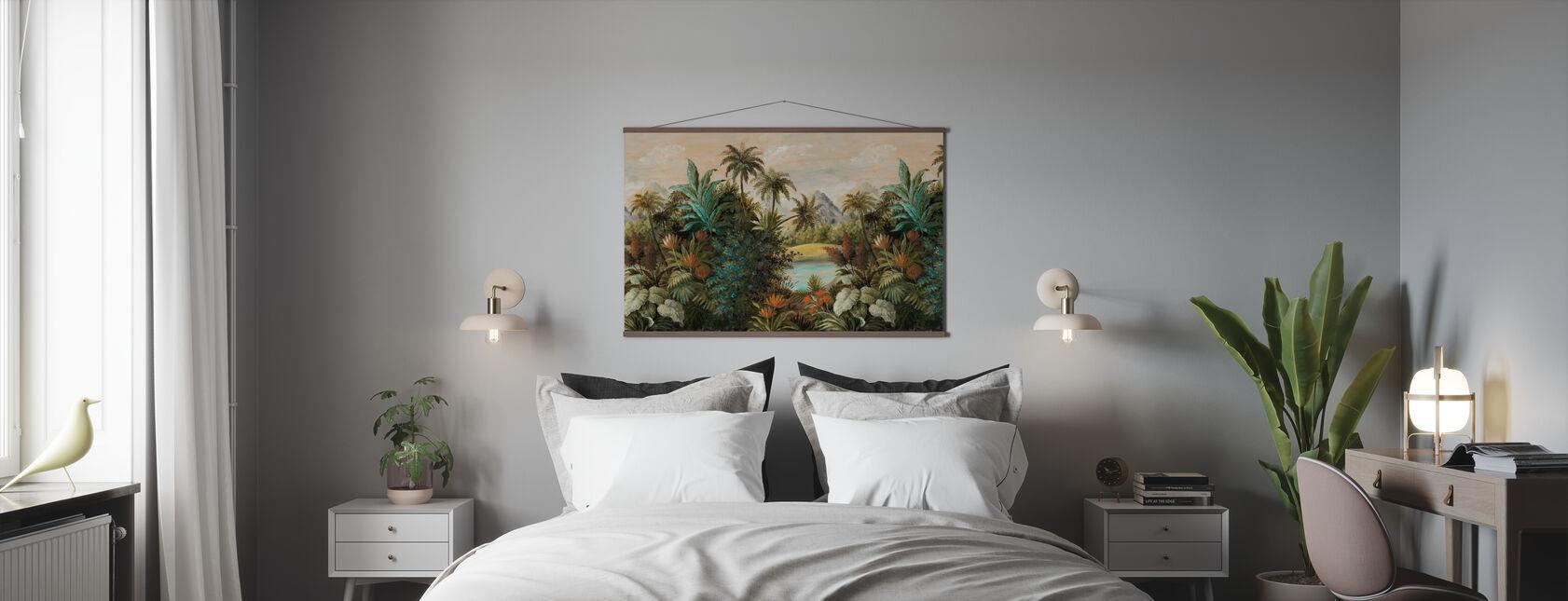 Divine Botanic - Poster - Bedroom
