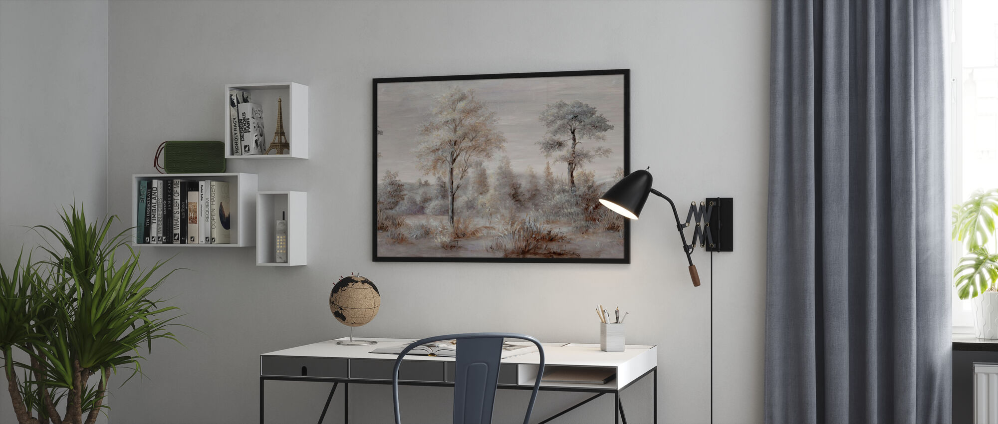 Expressive View - Poster - Office