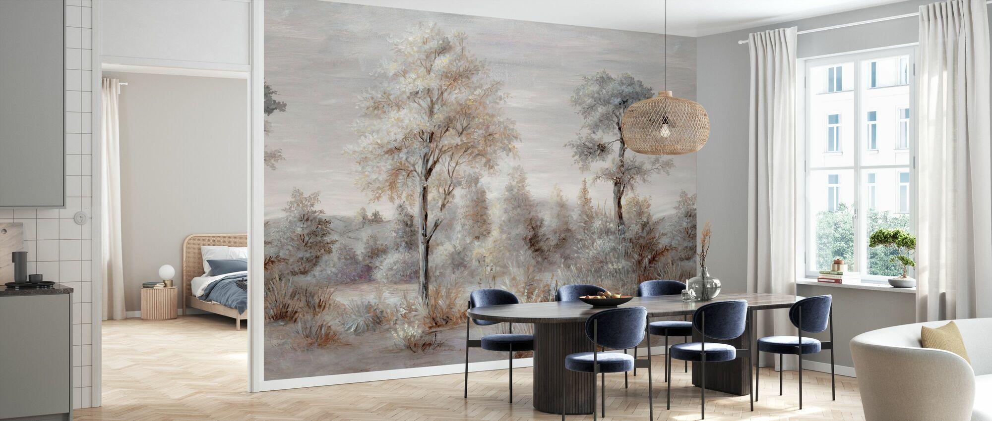 Expressive View - Wallpaper - Kitchen