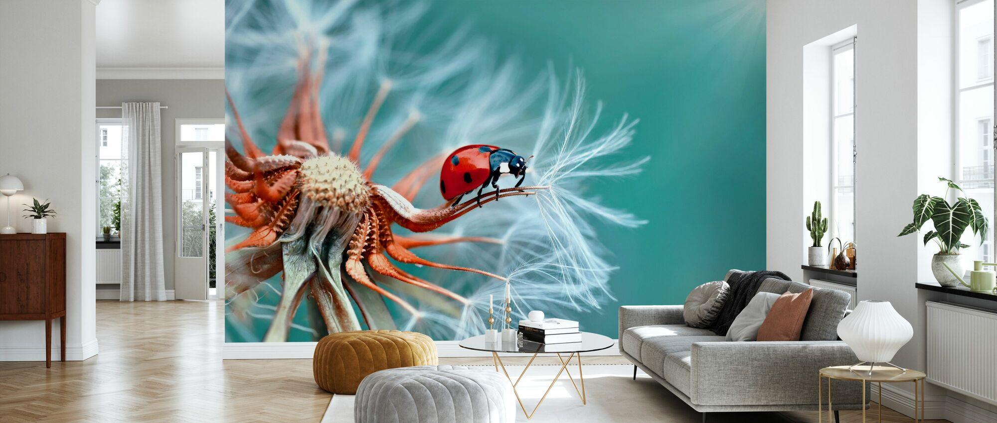 Freedoom - Wallpaper - Living Room