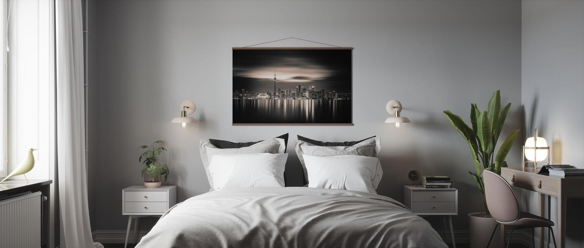 Toronto - Poster - Bedroom