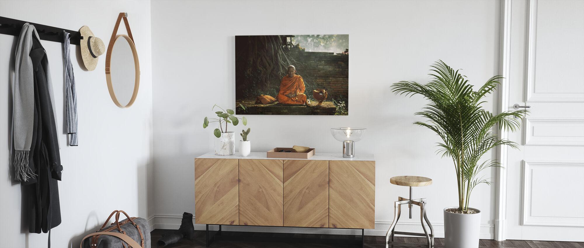 No.17 - Canvas print - Hallway