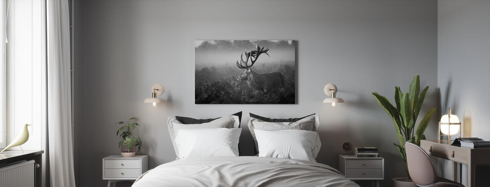 Gevir - Billede på lærred - Soveværelse
