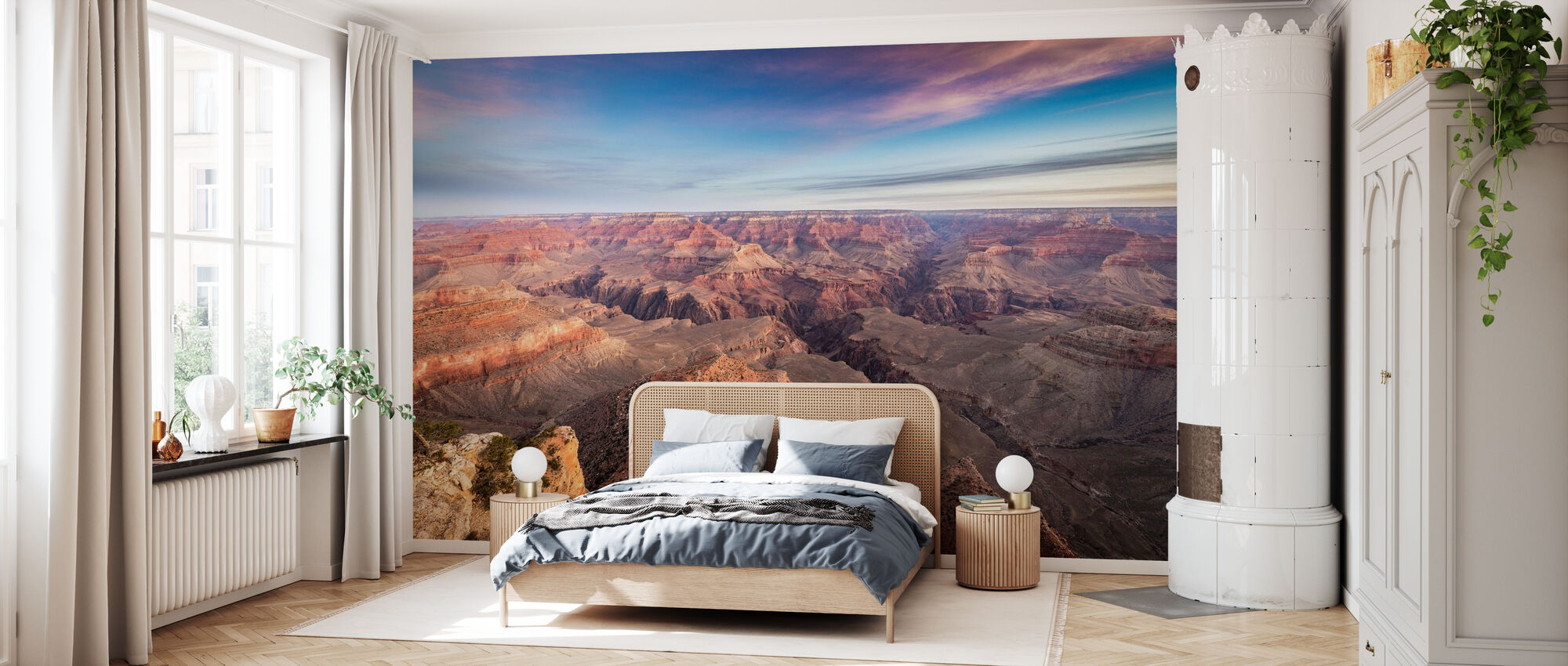 Grand Canyon National Park - Wallpaper - Bedroom