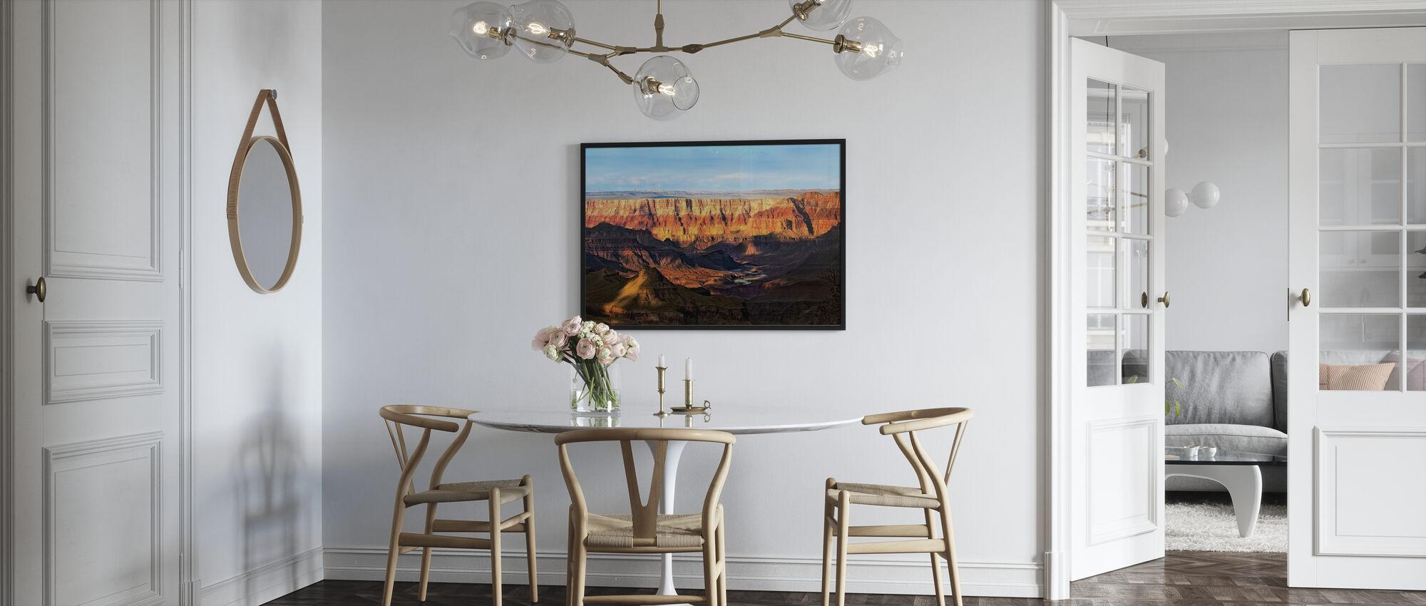 Canyon View - Poster - Kitchen