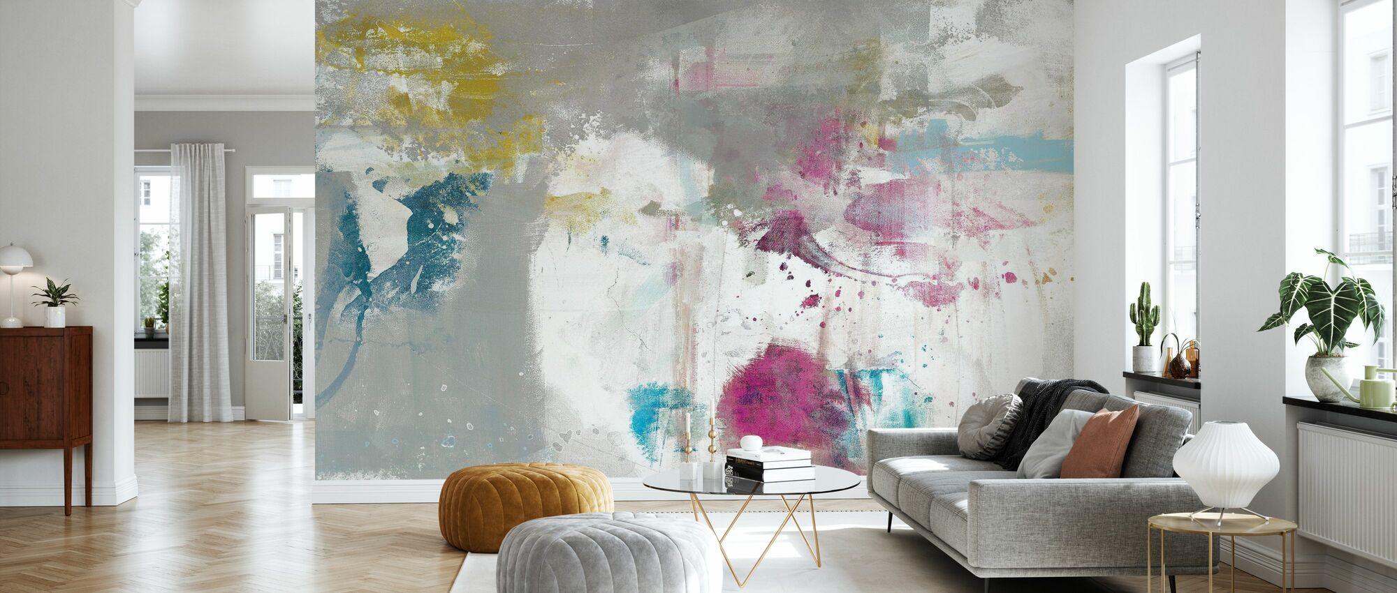 Minute - Wallpaper - Living Room