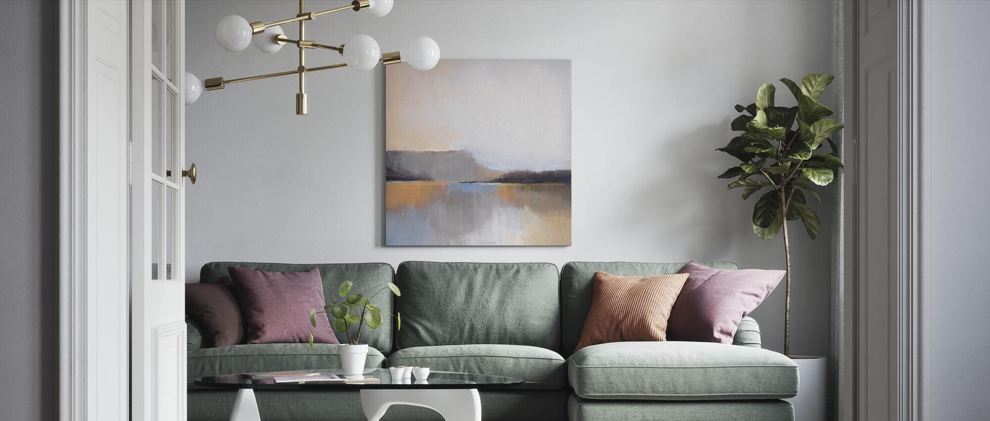 Grey Dunes - Canvas print - Living Room