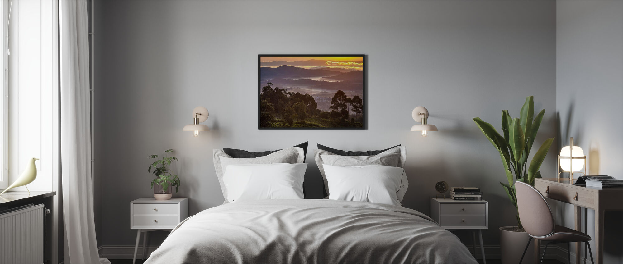 Lake Kivu - Poster - Bedroom