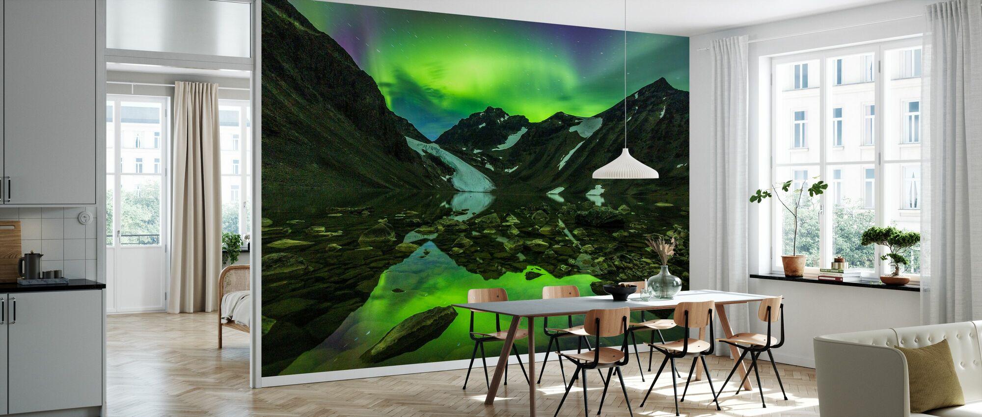 Aurora II - Wallpaper - Kitchen