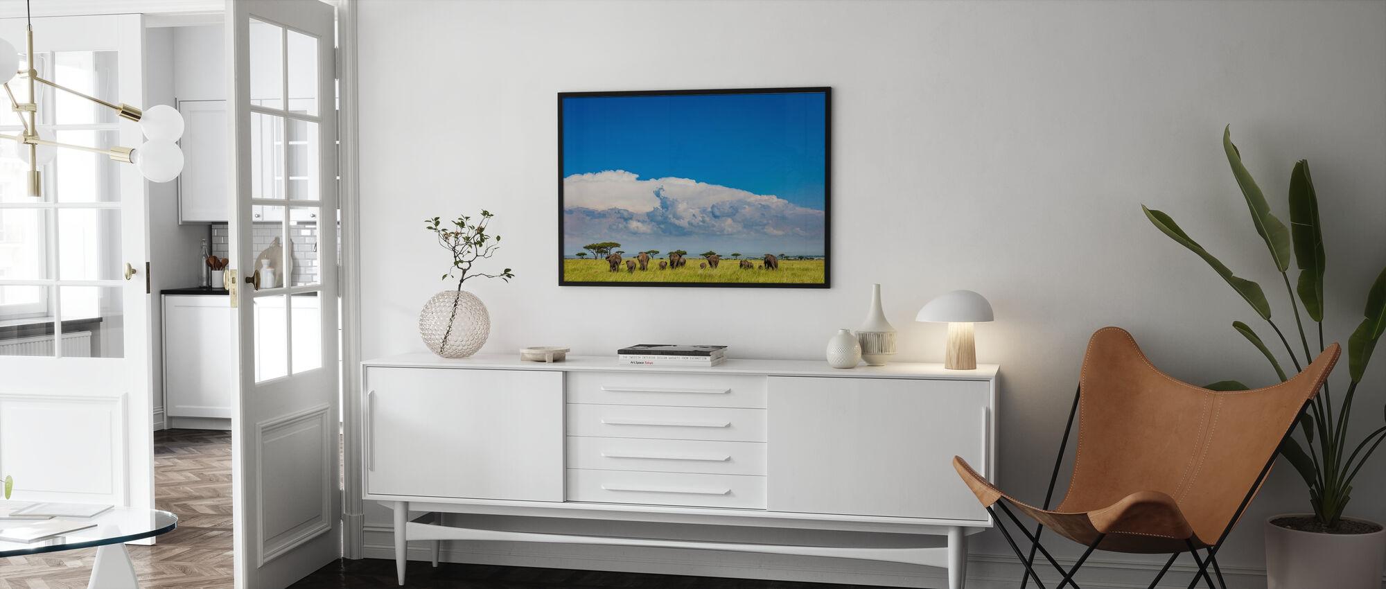 Wanderers - Poster - Living Room