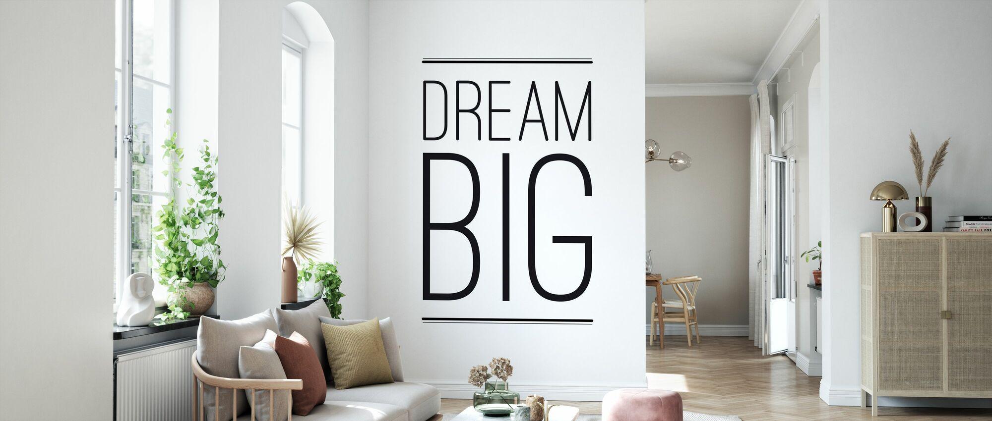 Drøm Big - Tapet - Stue