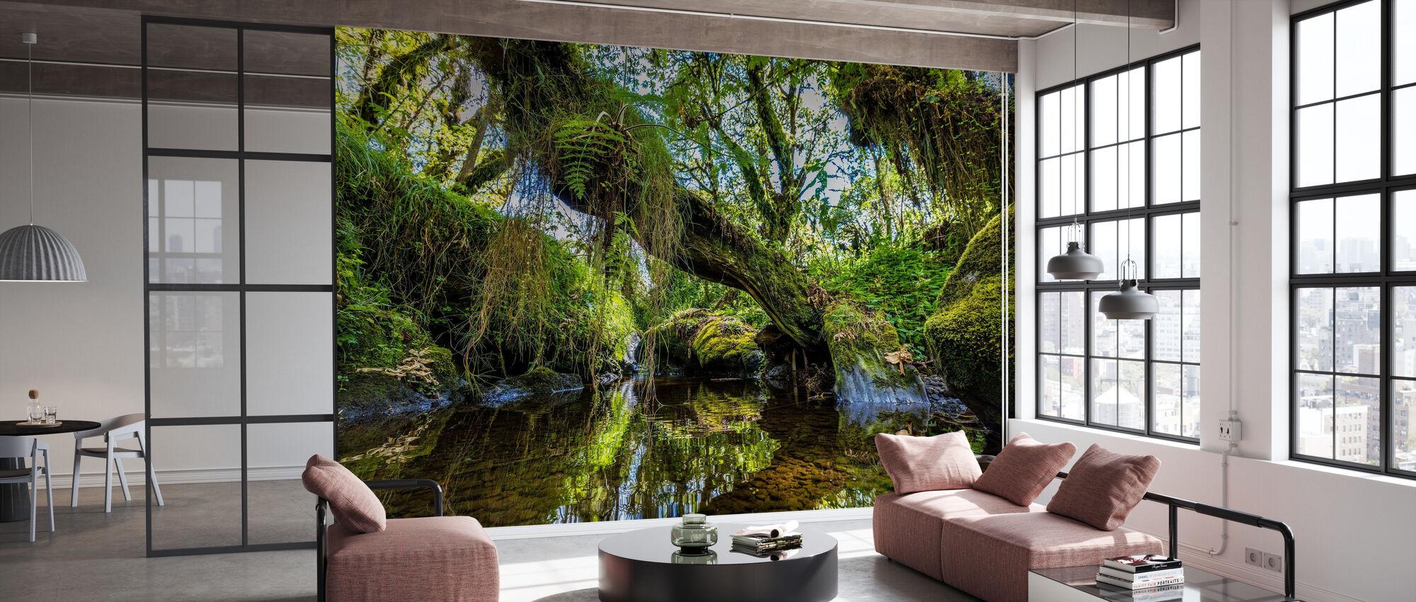 Wetland - Wallpaper - Office