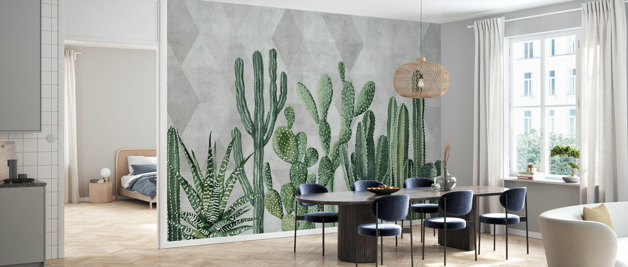 Atacama Kaktus II - Tapet - Kjøkken