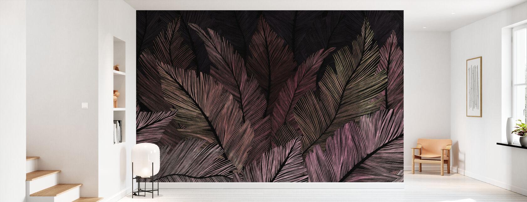 Leaves Bosom V - Wallpaper - Hallway