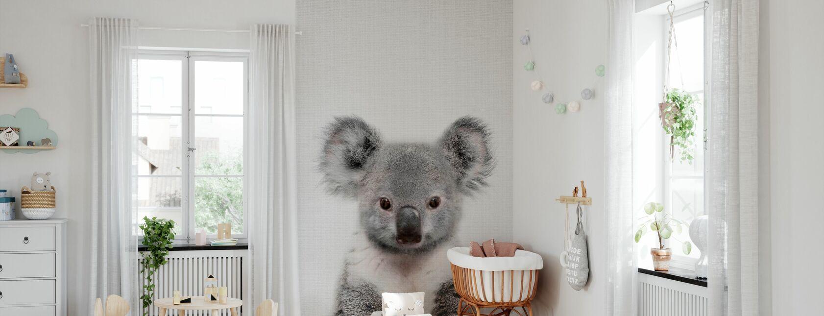 Baby Koala - Tapet - Babyrum