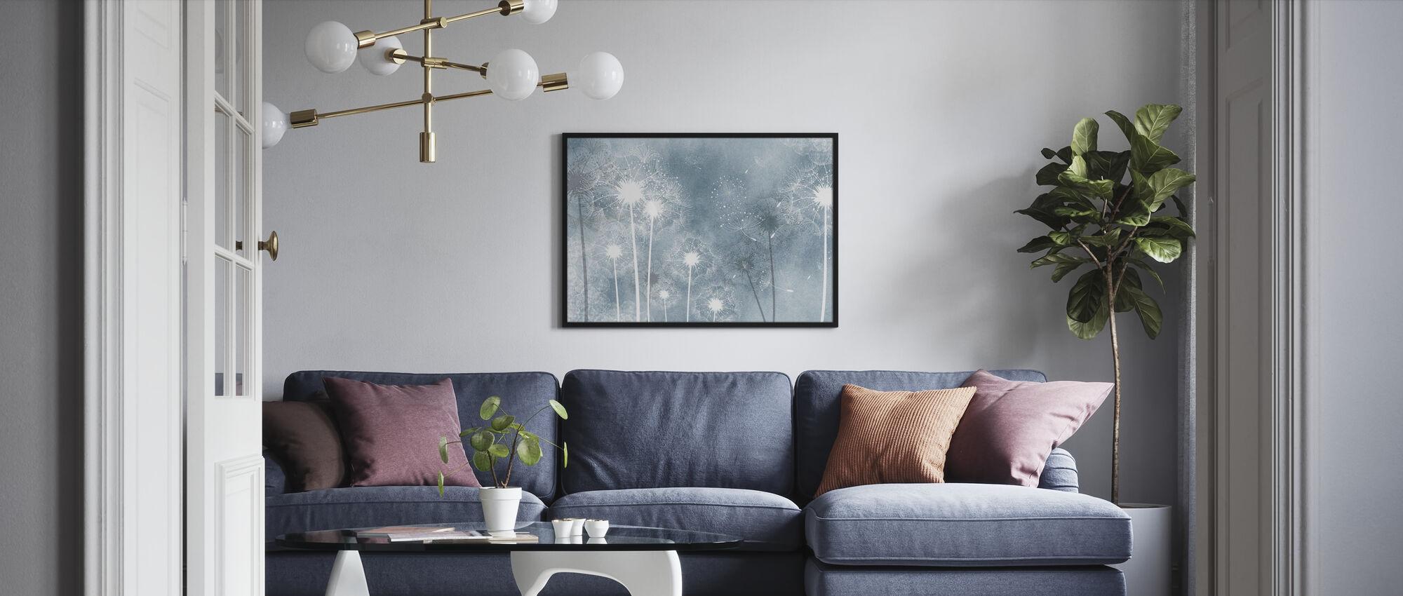 Dandelion Sky - Poster - Living Room