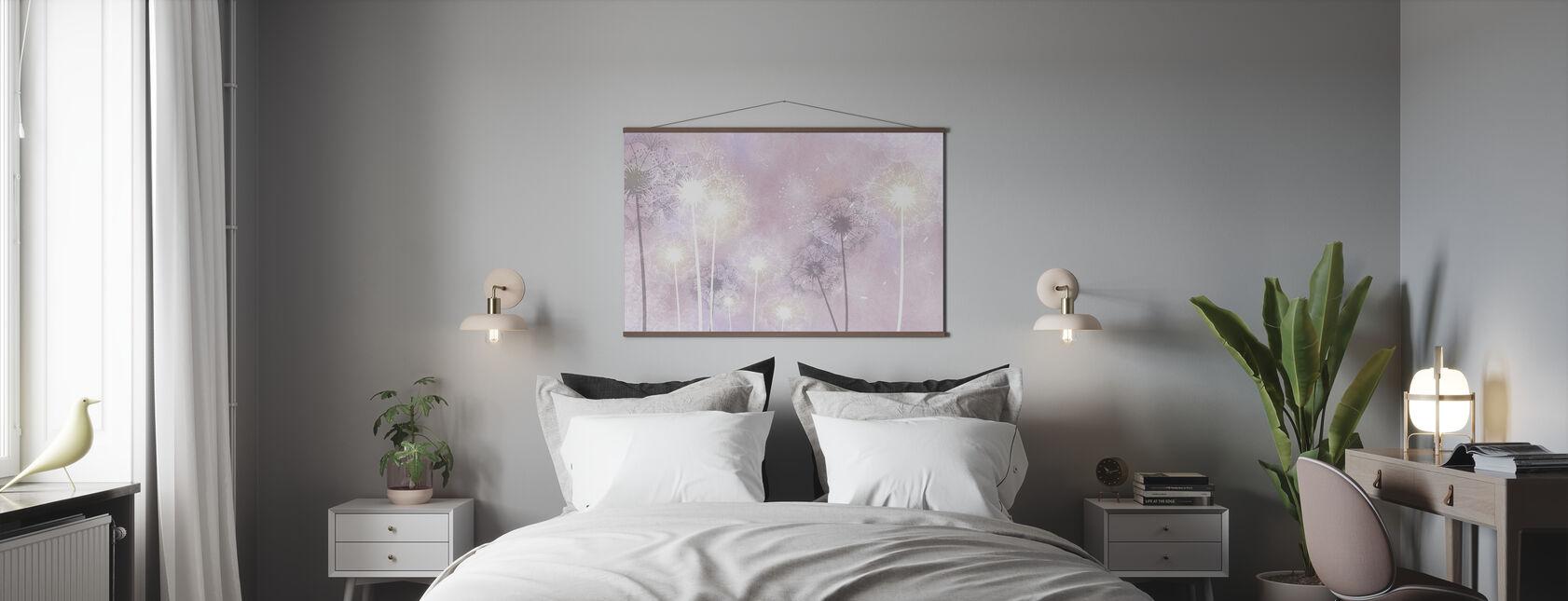 Dandelion Sky III - Poster - Bedroom