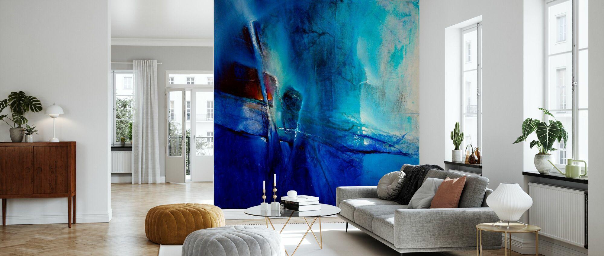 Emerald - Wallpaper - Living Room