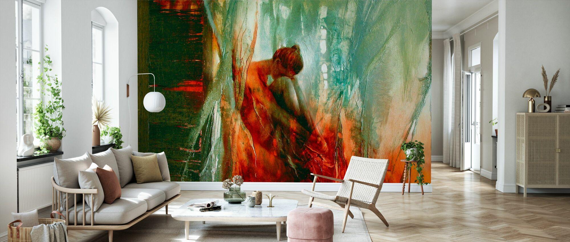 Vera - Wallpaper - Living Room