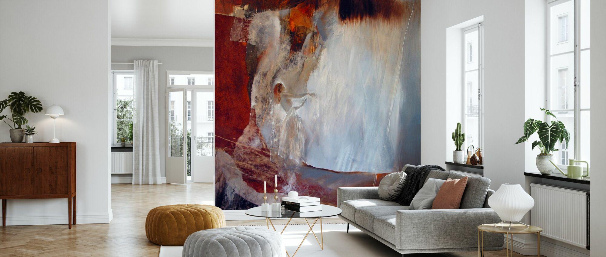 World Outside - Wallpaper - Living Room