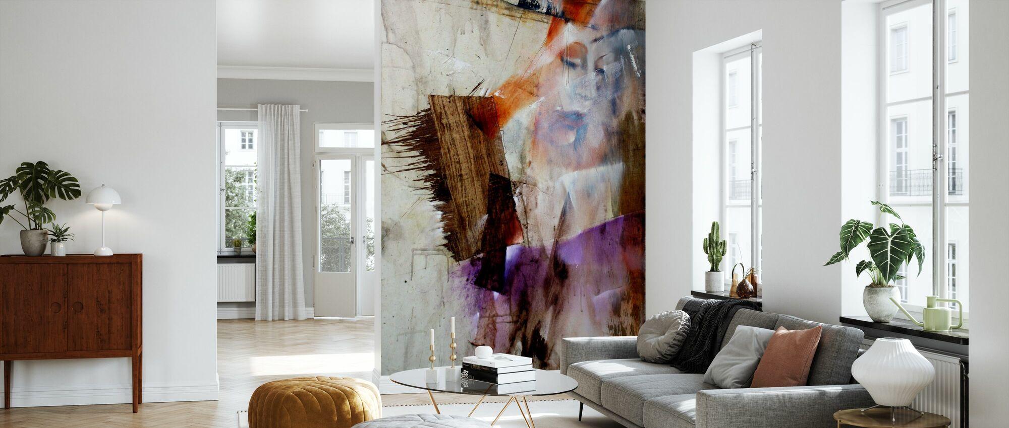 Snapshot - Wallpaper - Living Room