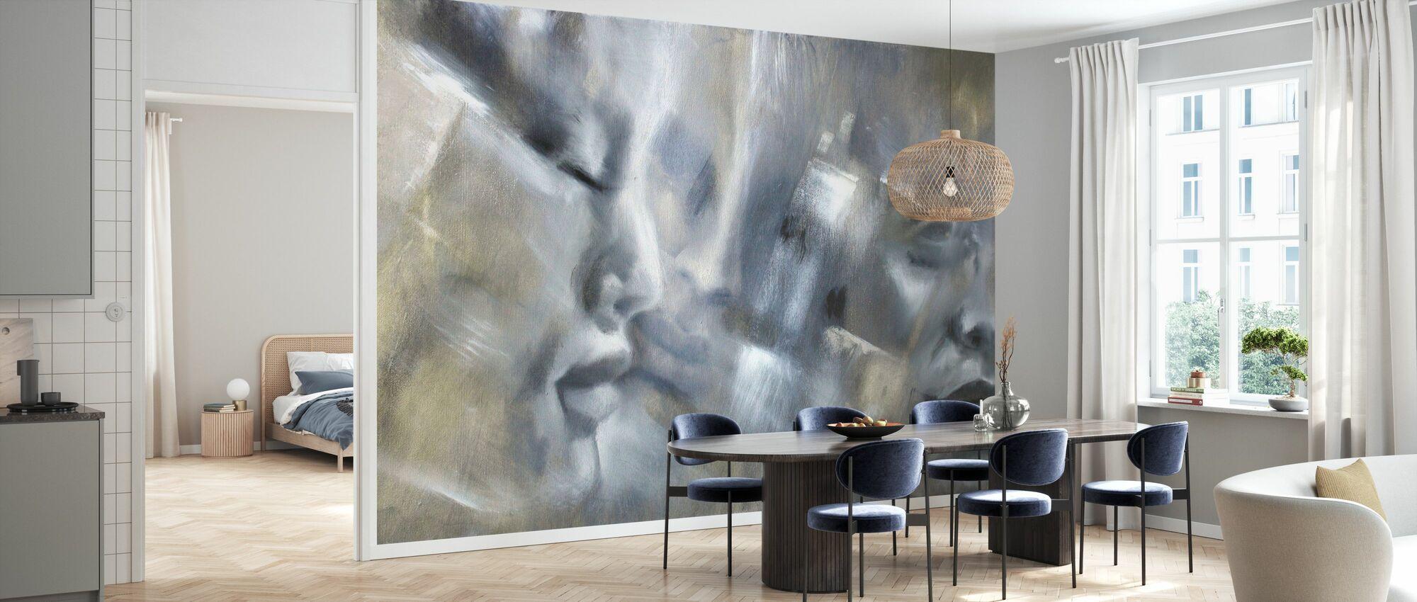 Faces - Wallpaper - Kitchen