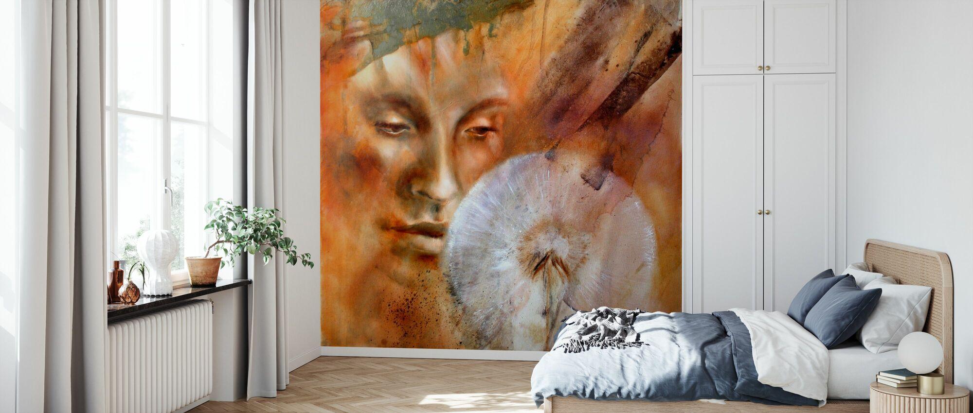 Waiting - Wallpaper - Bedroom