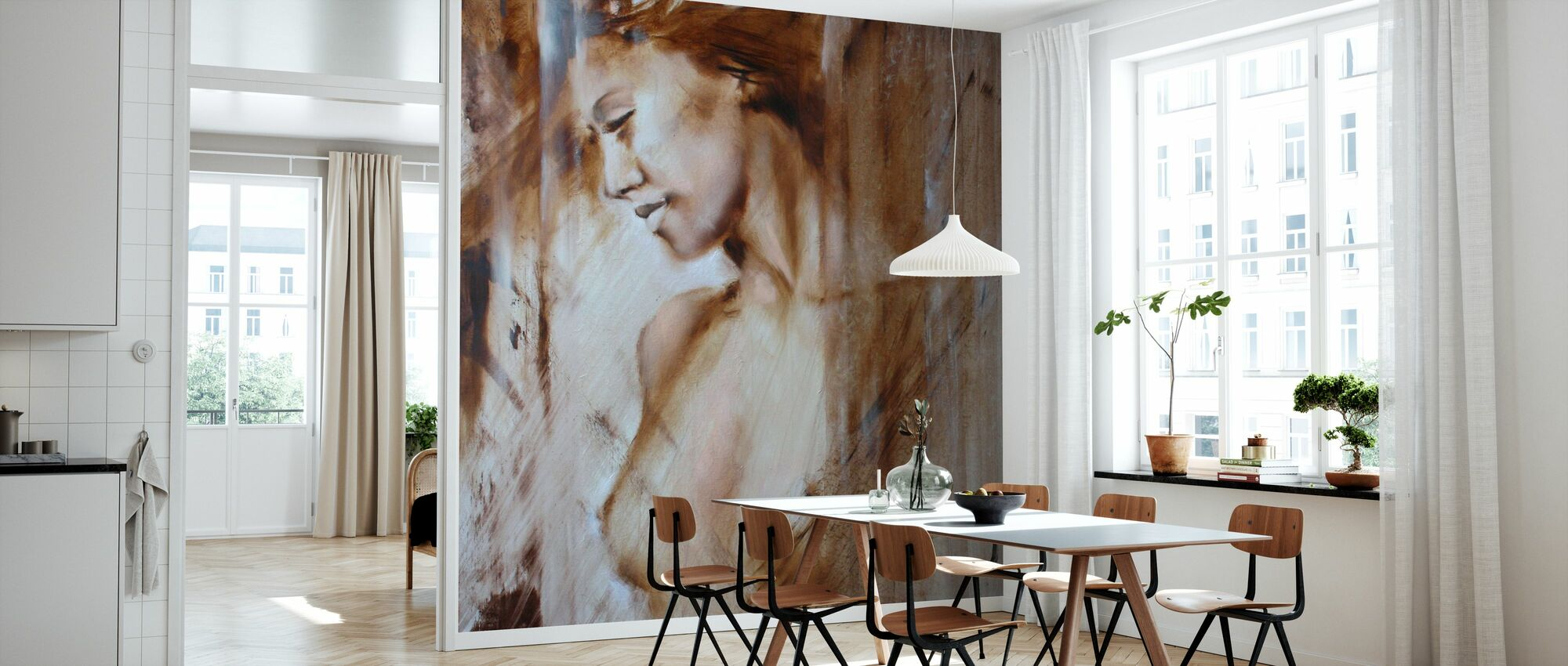 Vera II - Wallpaper - Kitchen