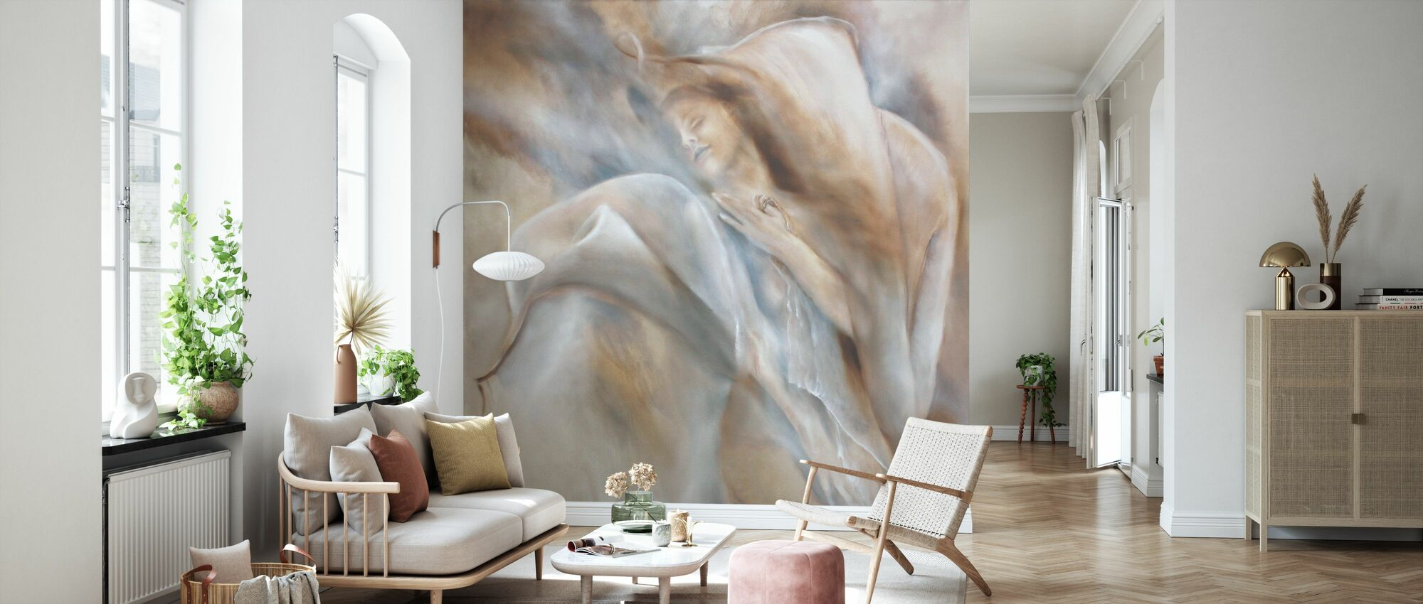 Dedication - Wallpaper - Living Room