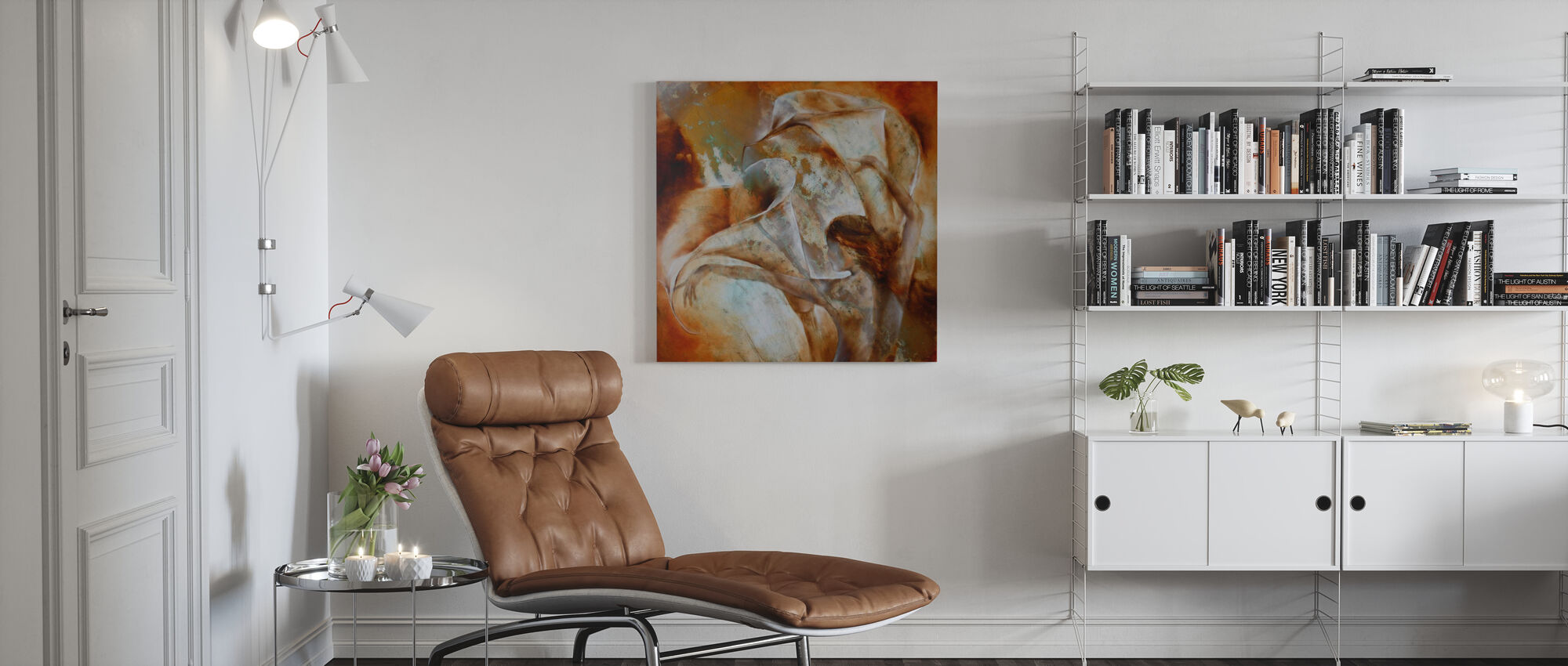 Allegro - Canvas print - Living Room