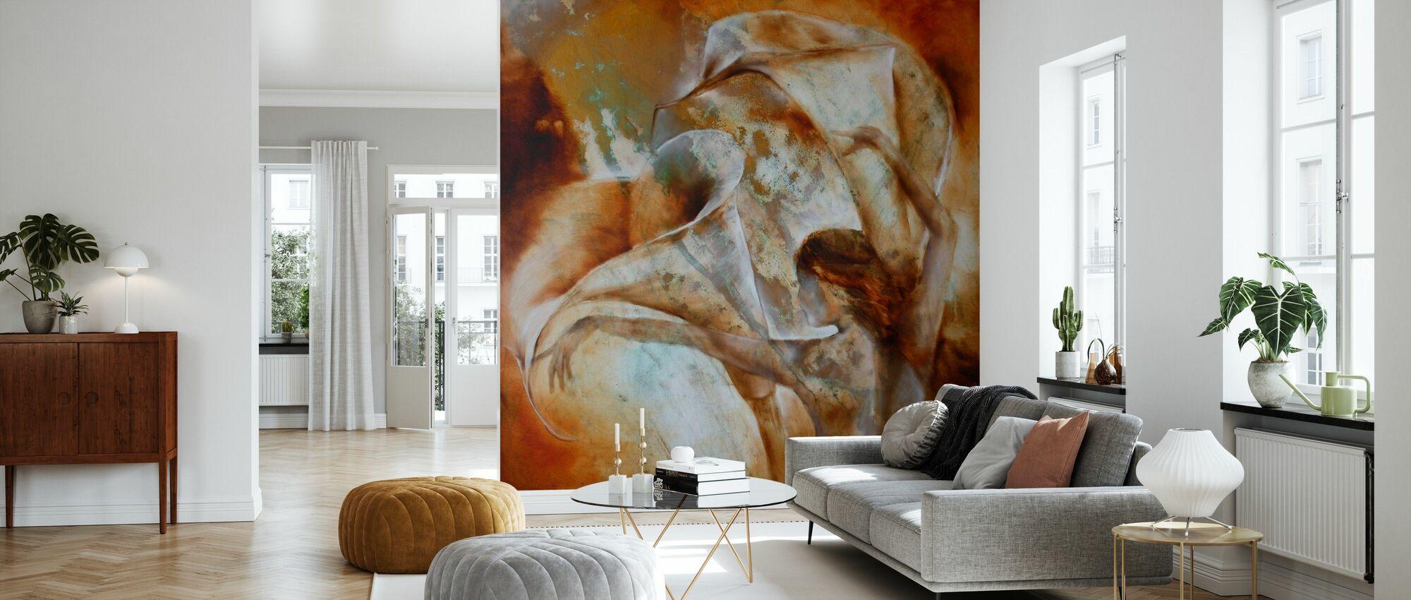 Allegro - Wallpaper - Living Room