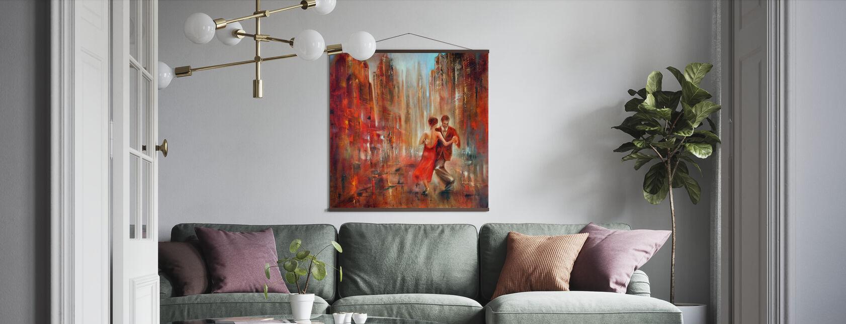 Tango - Plakat - Stue