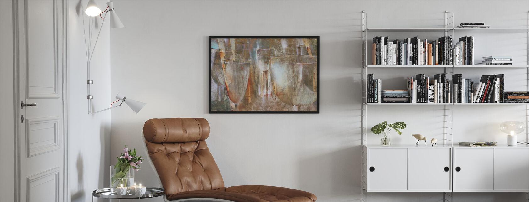 Ljus Visa - Poster - Vardagsrum