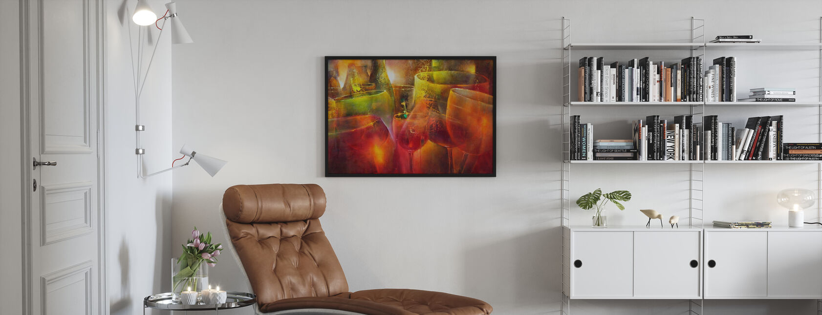 Late Hour - Poster - Living Room